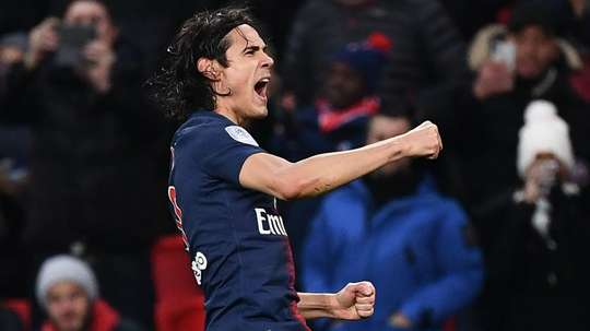 Buffon is confident Cavani will remain with the club until next summer at the earliest. GOAL