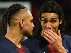 Cavani and Kurzawa will sit out PSG's match with Lille. GOAL