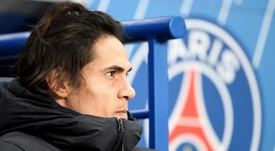 Cavani's mum says he wants to move to Atlético. GOAL