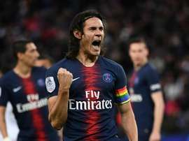 Cavani wants to stay at PSG