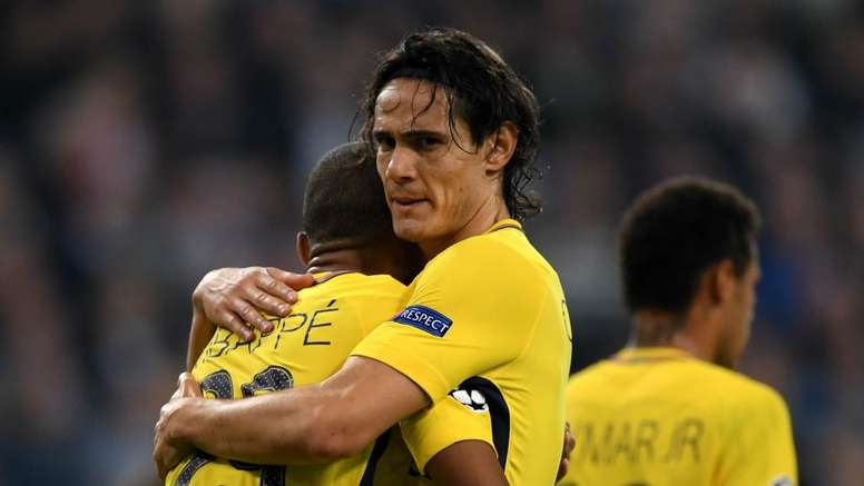 Cavani and Mbappe are not fit to face Real Madrid on Wednesday. GOAL