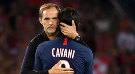 Tuchel urgers Cavani to stay as Mbappe pays tribute to Paris Saint-Germain team-mates