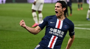 Cavani sogno del Boca Juniors per l'estate