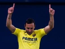 Cazorla signs new Villarreal deal.