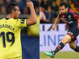 Cazorla an inspiration to Rossi. GOAL