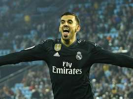 Zidane has denied claims he does not get along with Ceballos. GOAL