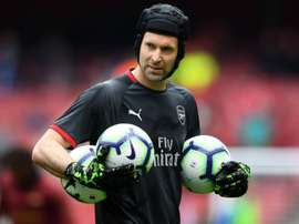 Cech denies he already agreed to Chelsea sporting director role.