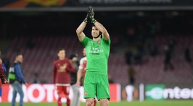 Cech could be in line for his final Arsenal appearance. GOAL