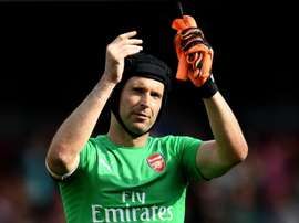 Cech says he must perform well to extend his Arsenal stay. GOAL