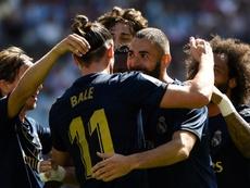 Le Real de Zidane réussit sa première. Goal