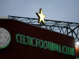 Celtic fined by UEFA over banner and chanting. GOAL