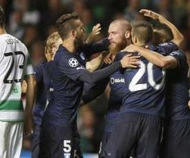 Malmo knocked Celtic out at this stage in the 2015-16 season. GOAL