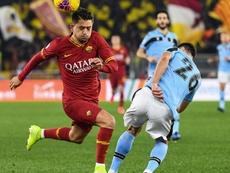 Fin de série pour les Biancocelesti, tenu en échec par la Roma. Goal