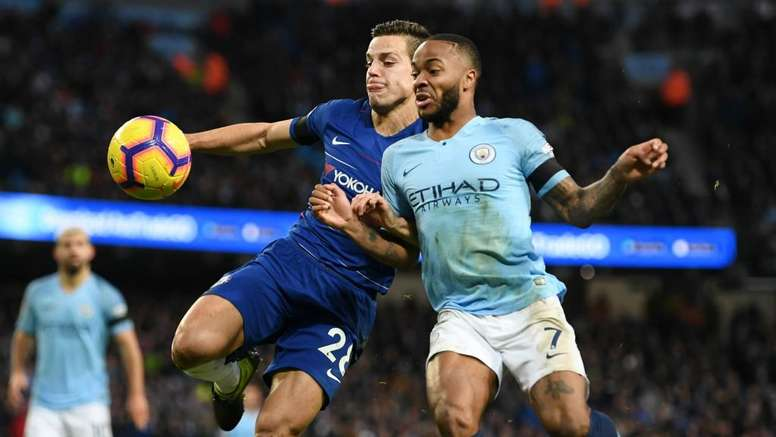 Azpilicueta apologises to Chelsea fans for their loss to Man City. GOAL