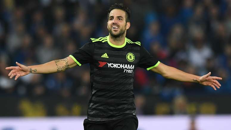 Cesc Fabregas is set to stay at Chelsea. Goal