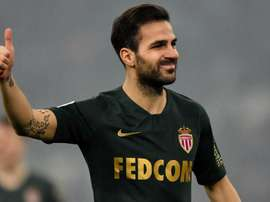 Fabregas was criticised on Twitter for leaving Arsenal. GOAL