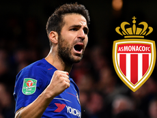 Cesc Fabregas rejoint Monaco. Goal
