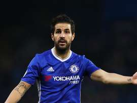 They haven't made a Fabregas bid. Goal