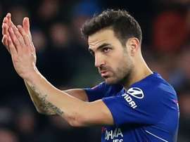 Former Chelsea man will appear for his new side this week. GOAL