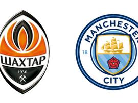 Chakhtar-Manchester City, 1ère journée du groupe C de Ligue des champions. AFP