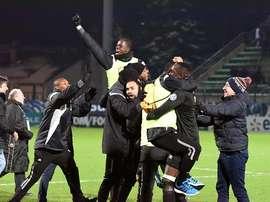 Chambly connait un parcours historique en Coupe de France. Goal