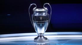 Champions League Trophy 08292019