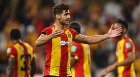 Esperance de Tunis triumphed against all odds. AFP