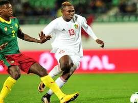 Les Congolais ont gagné face aux Cameroun. Goal