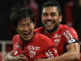 Les joueurs de Dijon ont brillé ! Goal