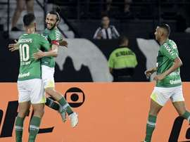 Chapecoense secured a place in the preliminary rounds of the 2018 Copa Libertadores on Sunday. Goal