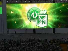 Nacional não esquece da Chape. Goal
