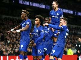 Il derby è del Chelsea. Goal