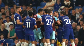 Zola was disappointed not to beat Burnley on Monday. GOAL