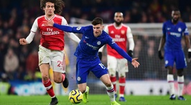Lampard laments Chelsea's 'basic errors' in Arsenal draw