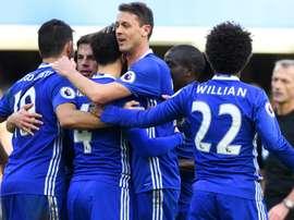 Premier: Chelsea 3 x 1 Arsenal. Goal