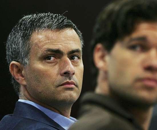Ballack quer Mourinho no Bayern de Munique. Goal