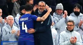 Juventus, Fabregas ricorda Sarri: 'Poco flessibile, ha le sue idee e muore con quelle'
