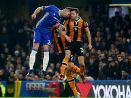 Conte says Mason's retirement is not Cahill's fault. GOAL