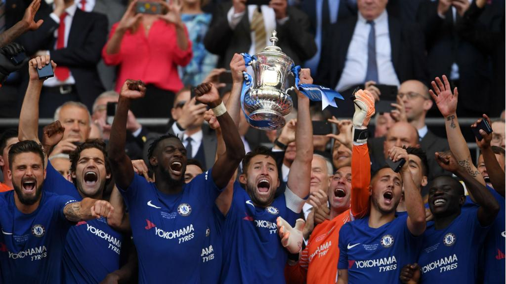 Chelsea are the current FA Cup holders. GOAL