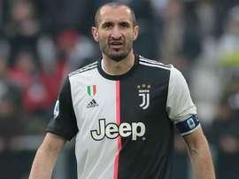 Chiellini torna titolare. Goal