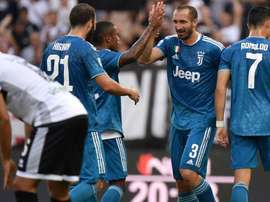 Chiellini regala i primi tre punti a Madama. Goal