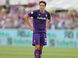 Chiesa has been rumoured with a number of clubs. GOAL