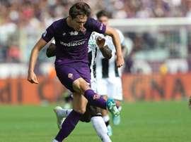 Fiorentina, Chiesa c'è: allenamento in gruppo. Goal