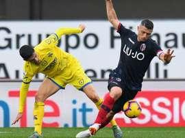 Il Chievo fatica a trovare i tre punti. Goal