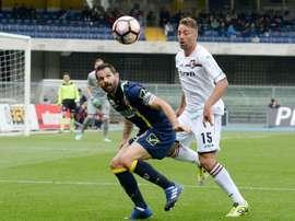 Palerme jouera en Série B l'année prochaine. Goal