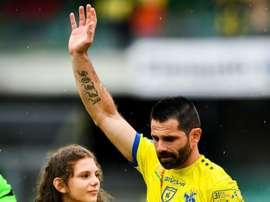 Le formazioni di Frosinone-Chievo. Goal