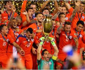 Brazil and Argentina avoid holders Chile in Copa America draw