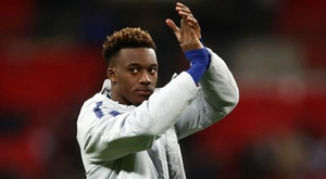 Hudson-Odoi continues to be targeted by the German giants. GOAL