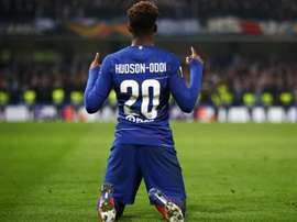 Hudson-Odoi will make his first Premier League start. GOAL