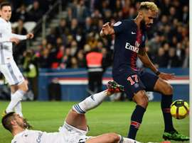 Choupo Moting wants to move on from mistake. GOAL